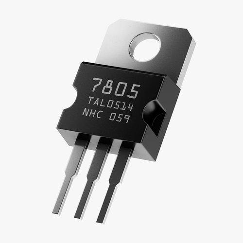 7805 Voltage Regulator  U2013 Pop Up Learning